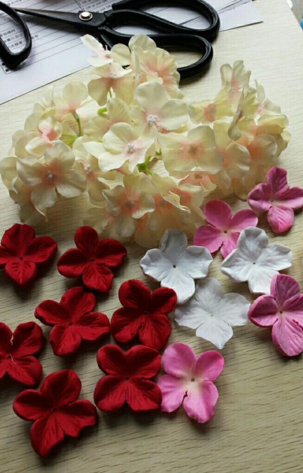 スカートの花
